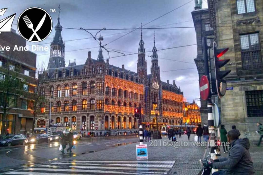 De Wallen Red Light District Amsterdam