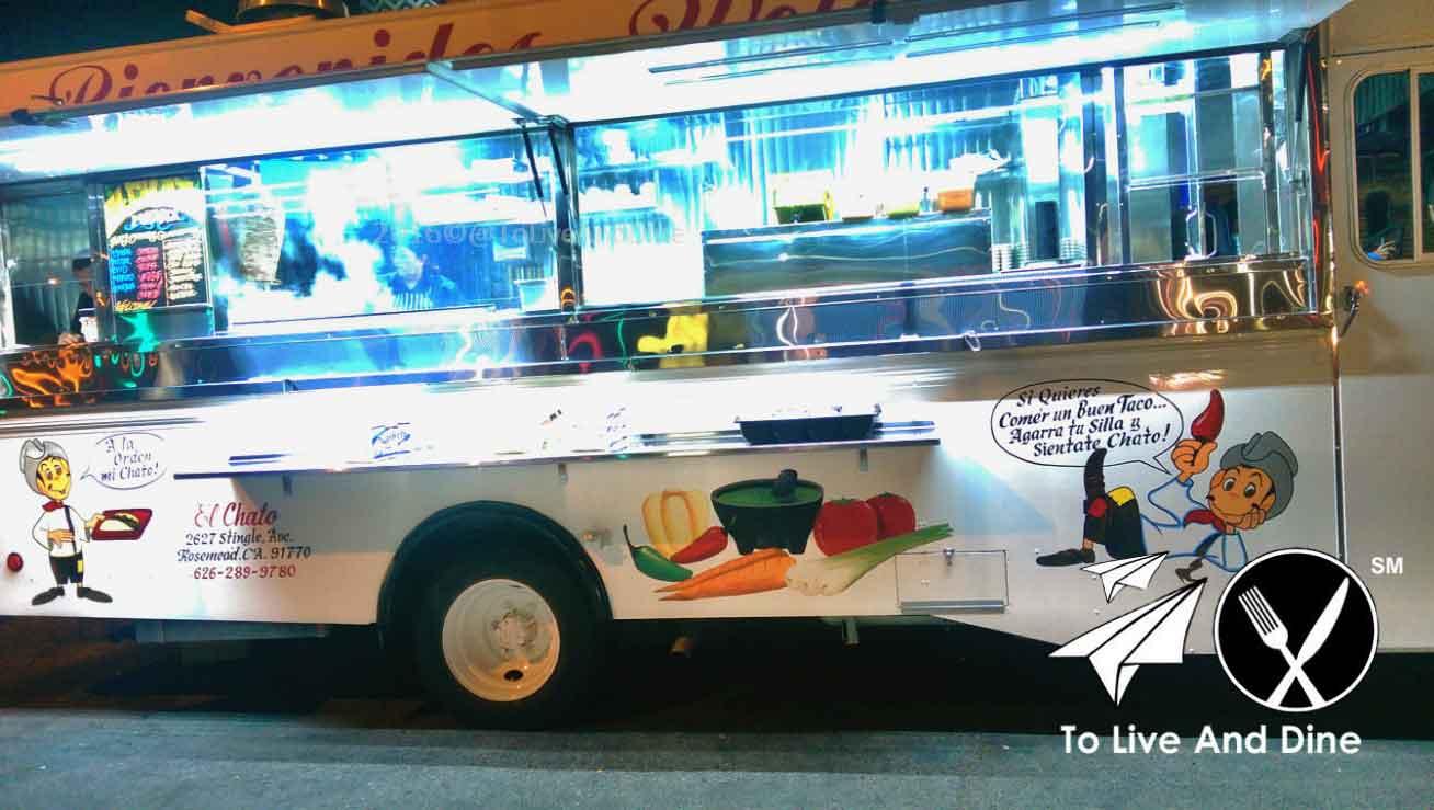 El Chato Taco Truck Los Angeles