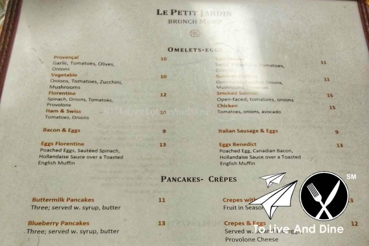 Le Petit Jardin Cafe
