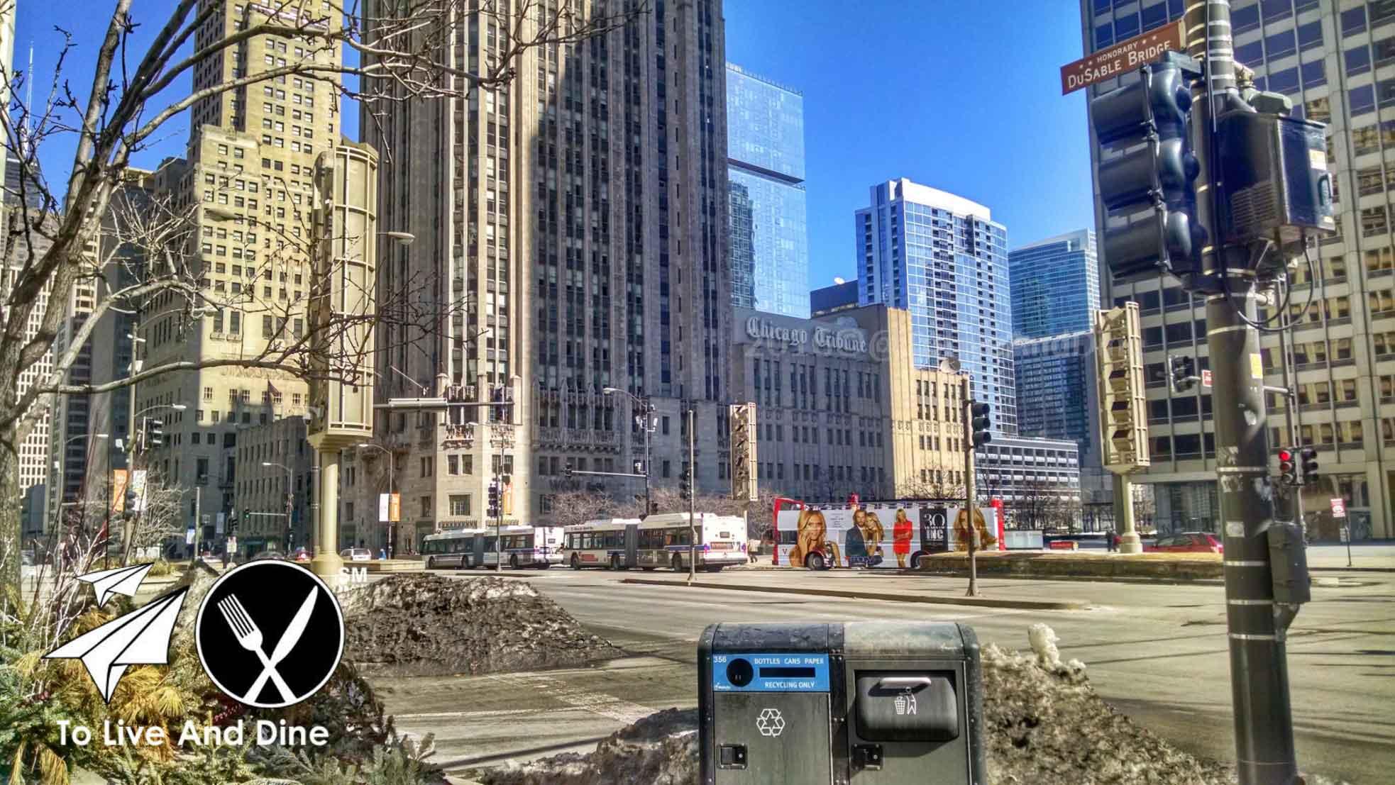 Magnificent Mile Chicago