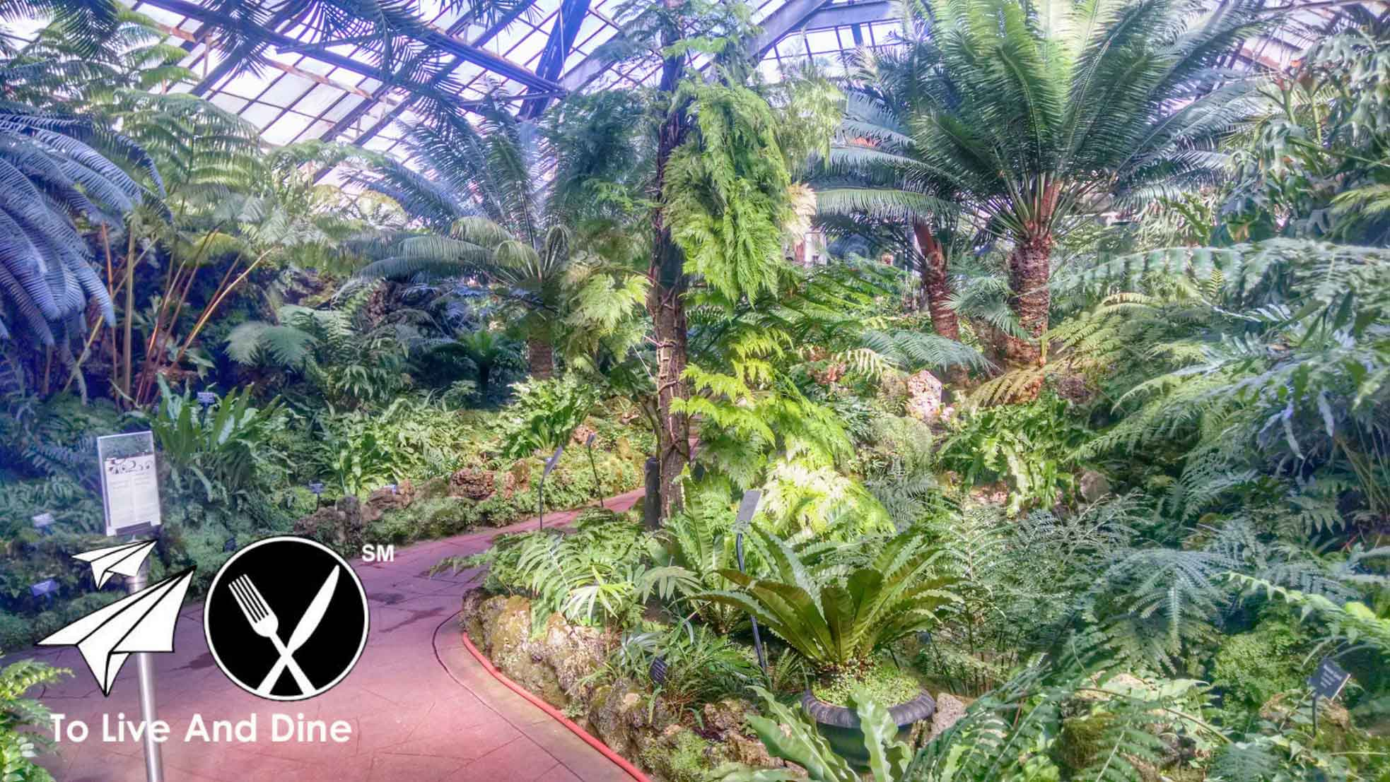 Lincoln Park Conservatory Chicago