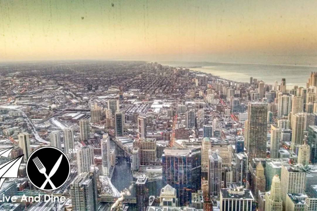 Willis Tower Skydeck Chicago