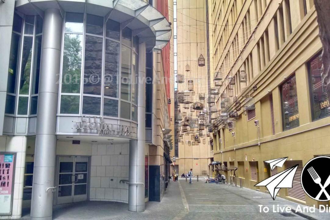Sydney Recital Hall