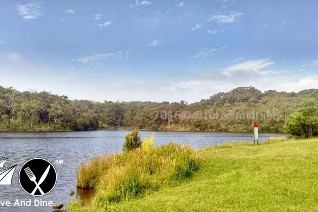 Emerald Lake, Melbourne, Australia