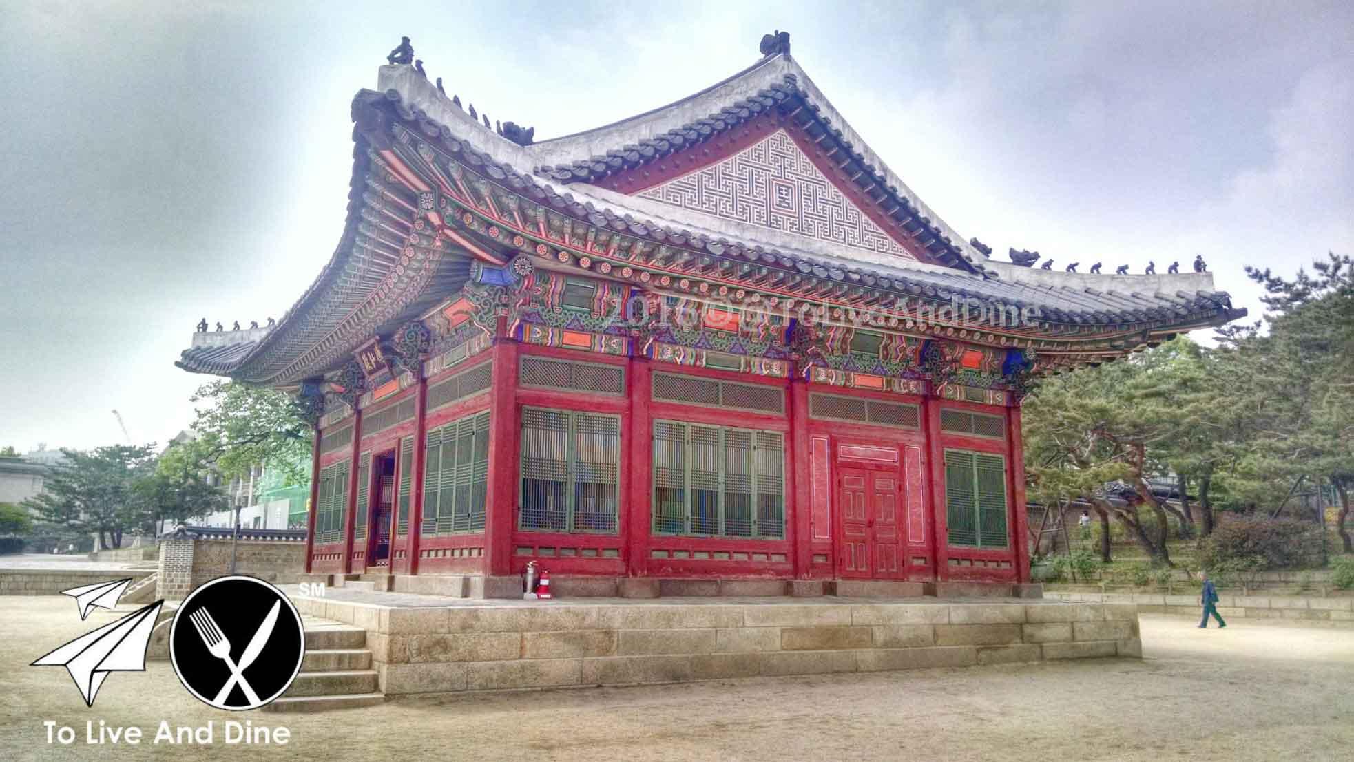 Deoksugung & Seoul's Five Palaces
