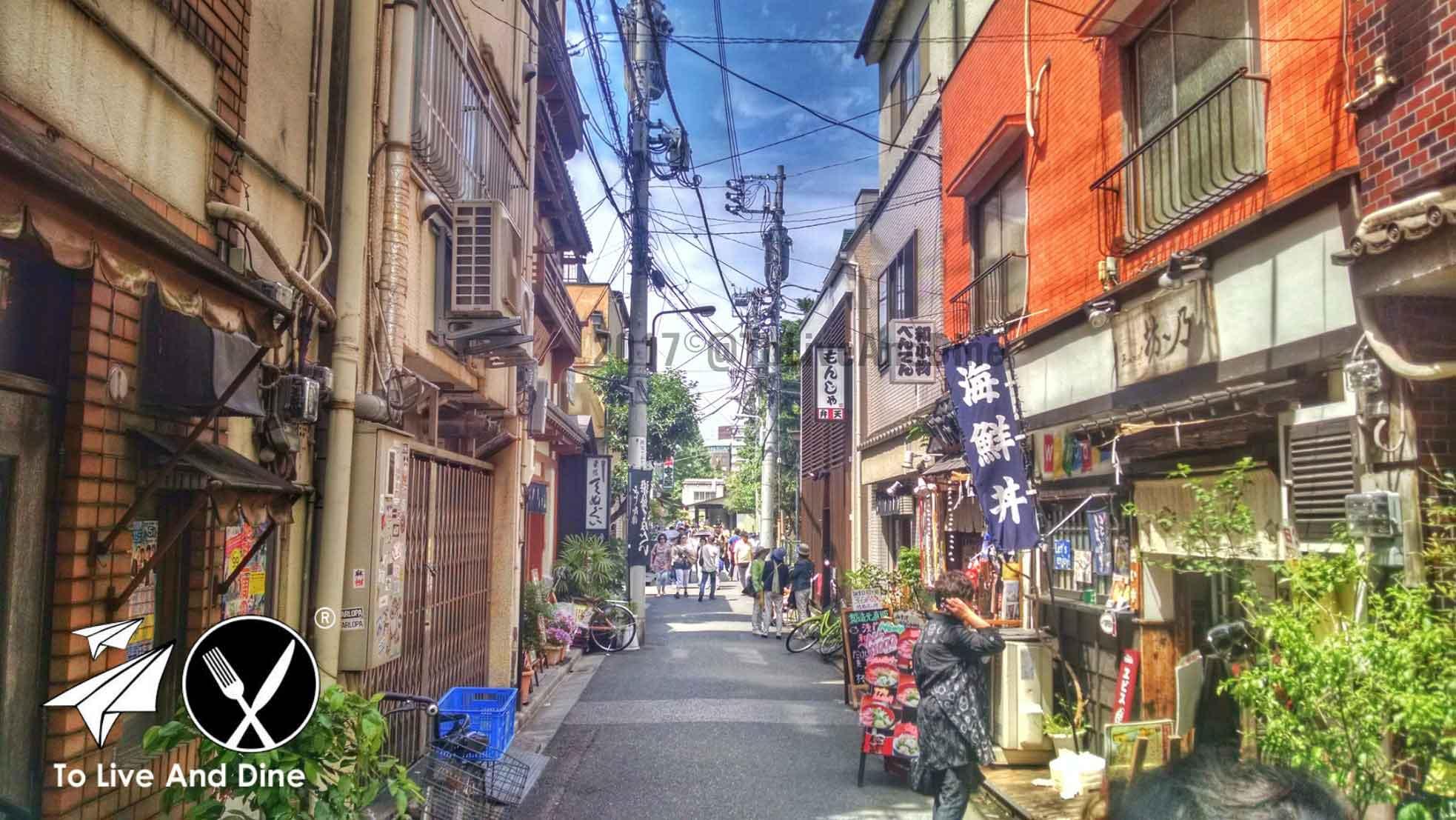 Tokyo's Sensō-ji