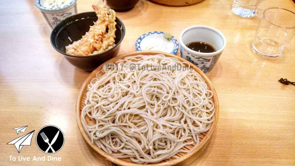 Soba lunch specials